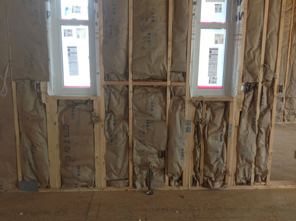 Bad insulation