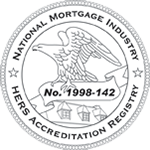 National Mortgage Industy HERS accreditation registry