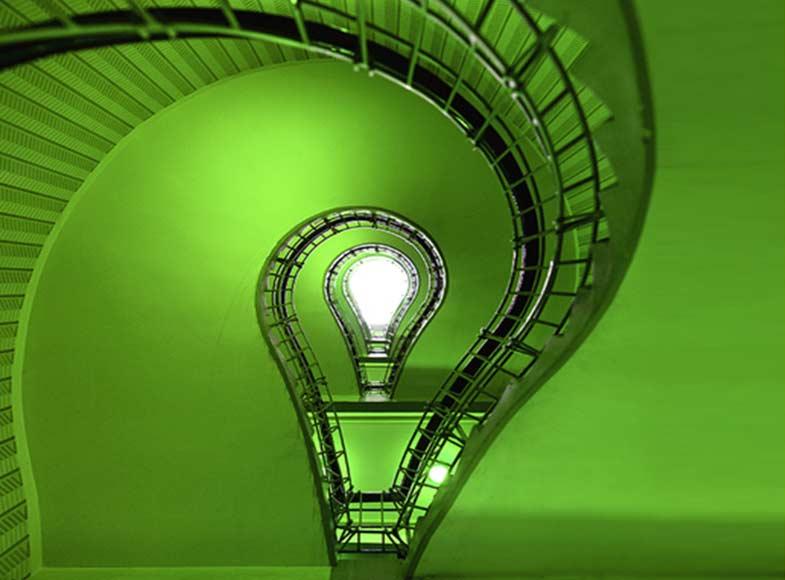 Tacoma Energy Bulb Architecture